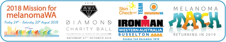 Mission for melanoma WA