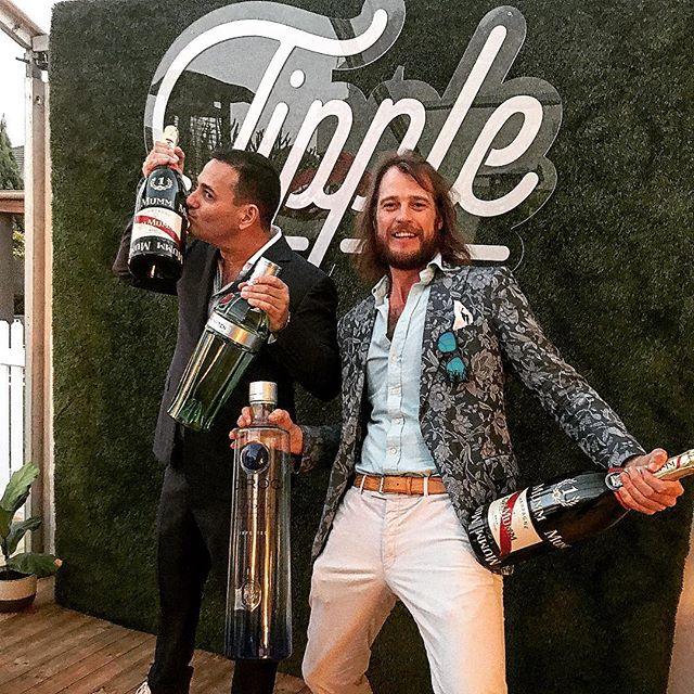 John and winé