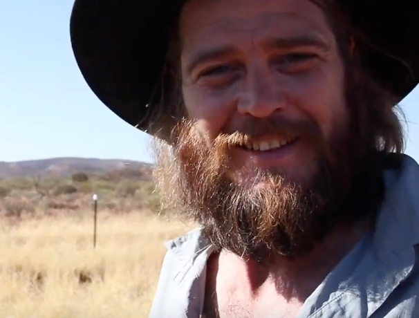 Car roll over early ends Solo Expedition across Australia